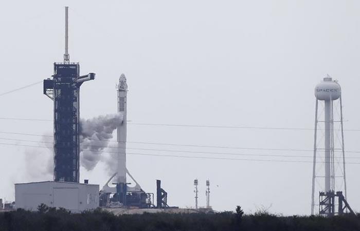 El despegue de la misión Demo-2 será desde Cabo Cañaveral. Foto: EFE.