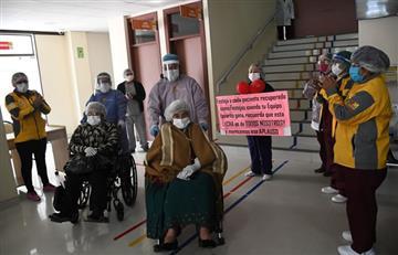 Casi 100 personas se recuperaron de COVID-19 en las últimas 24 horas en Bolivia