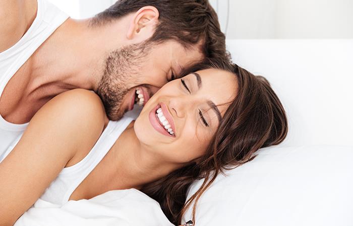 Estos son los beneficios de la intimidad durante el coronavirus. Foto: Shutterstock