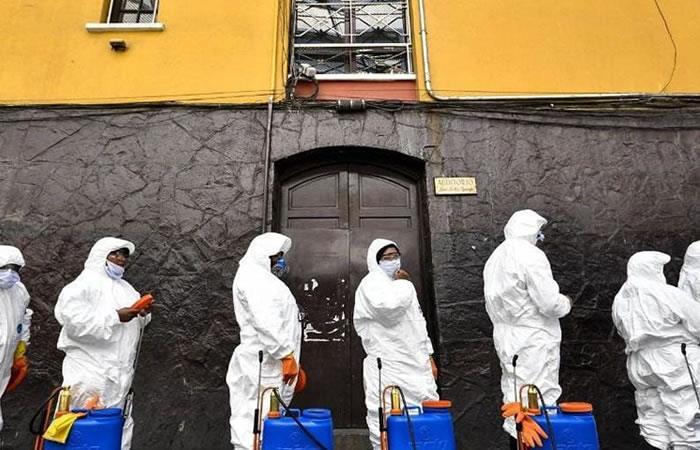 Si se mantienen las condiciones de riesgo alto de contagio, las actividades laborales públicas y privadas se suspenderán. Foto: ABI