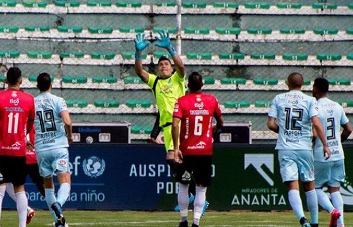 El fútbol de Bolivia tuvo que ser aplazado desde marzo. Foto: Instagram