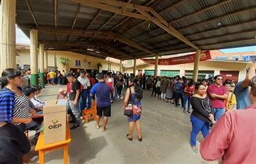TSE anuncia que habrá más recintos de votación para garantizar el distanciamiento social