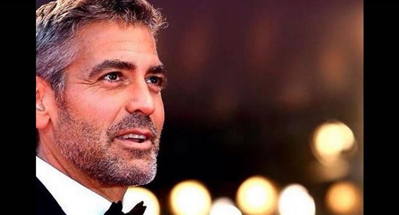 Las palabras de Clooney se han hecho virales en Twitter. Foto: Instagram