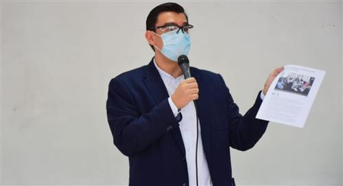 José María Leyes, investigado por presunta corrupción, renuncia a su puesto
