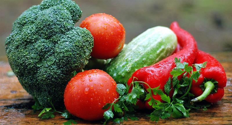 Así puedes seguir una dieta saludable durante la pandemia. Foto: Pixabay