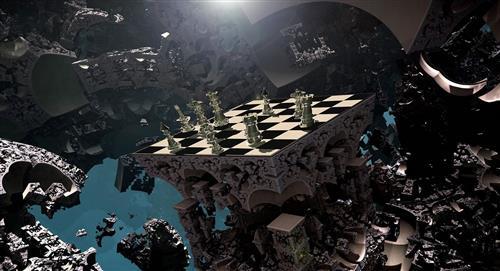 50 años después regresó el ajedrez al 'Espacio'