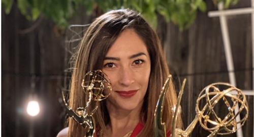 Paola Virrueta, la periodista boliviana que ganó dos premios Emmy