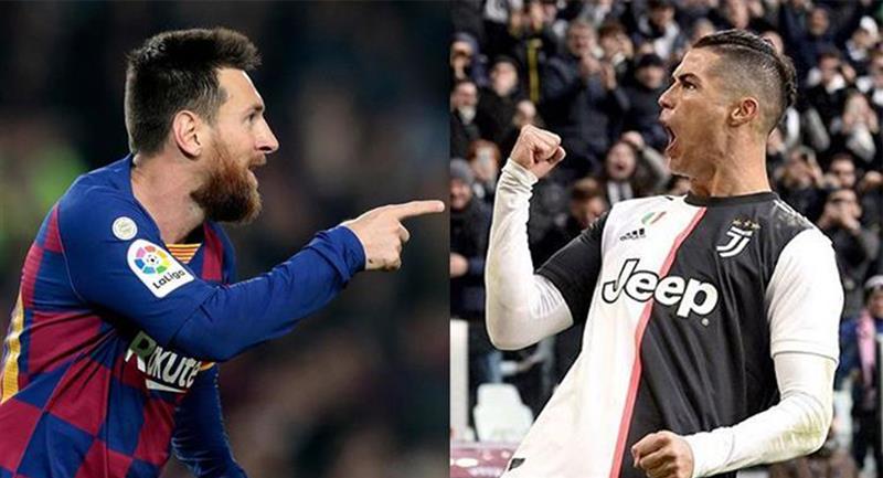 Messi y Cristiano son los mejores jugadores del mundo. Foto: Instagram