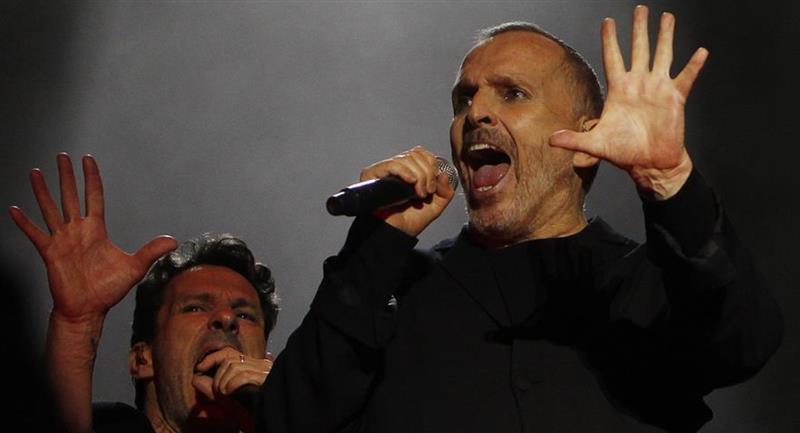 El cantante ha hecho pronunciaciones similares en más de una ocasión. Foto: EFE