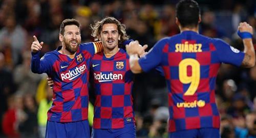LaLiga: Quique Setién confirma que Lionel Messi y Luis Suárez jugarán ante Mallorca