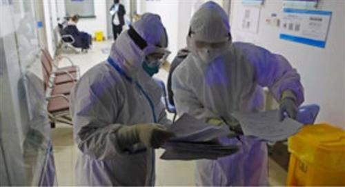 Bolivia reporta 695 nuevos contagios de COVID-19 y acumula un total de 14.644 casos