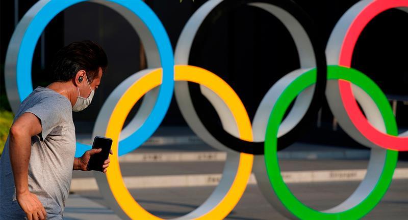 La pandemia del COVID-19 ha obligado a realizar varios cambios a los Juegos Olímpicos. Foto: EFE
