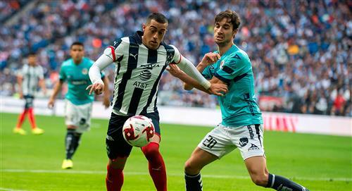 Liga MX: Rogelio Funes Mori, jugador de Monterrey, dio positivo para COVID-19