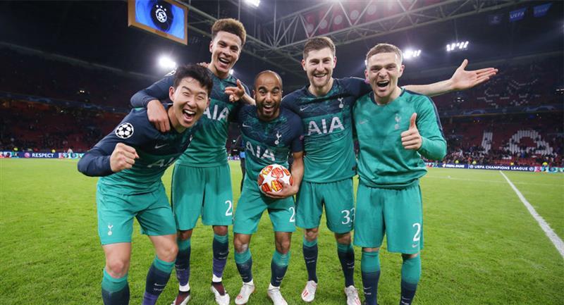 Tottenham fue finalista de la Champions League la temporada anterior. Foto: Twitter @Spurs_ES
