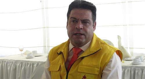 Luis Revilla, alcalde de La Paz se aísla por prevención ante el coronavirus