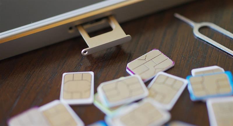 SIM swapping, un fraude que permite a los criminales el secuestro del número de teléfono al duplicar la tarjeta SIM. Foto: Shutterstock