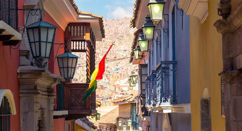 Su riqueza, cultura y paisajes te harán amar a Bolivia. Foto: Shutterstock
