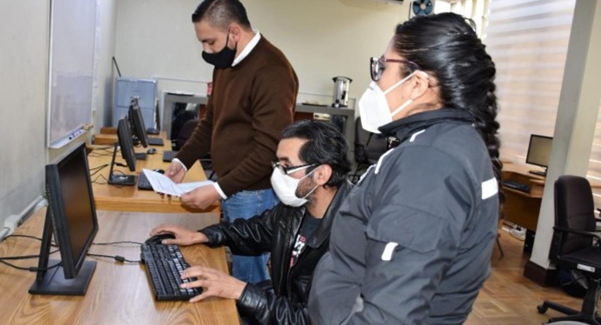 El TSE comienza la segunda revisión técnica del Padrón Electoral. Foto: Facebook Tribunal Supremo Electoral