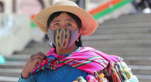 Bolivia superó los 22.000 contagios y 700 decesos por COVID-19