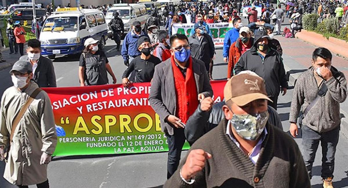 """Los trabajadores del sector piden """"flexibilización"""" para poder trabajar. Foto: APG."""