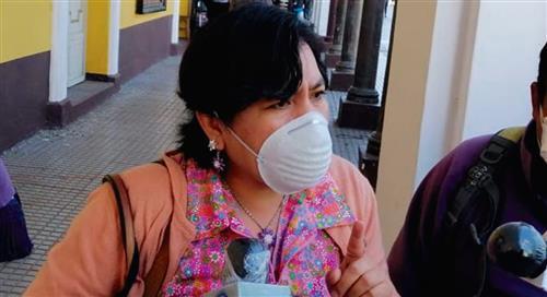 Denuncian baja ejecución presupuestal de Cochabamba contra el COVID-19
