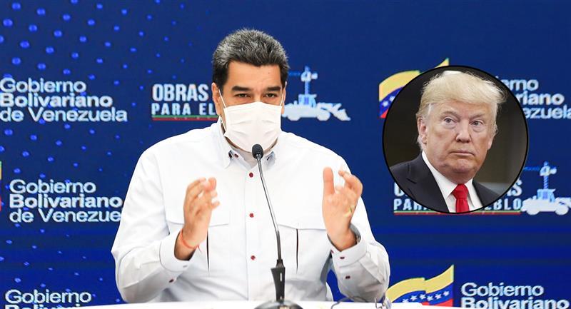 Presidentes de Venezuela y Estados Unidos aceptan diálogo. Foto: EFE