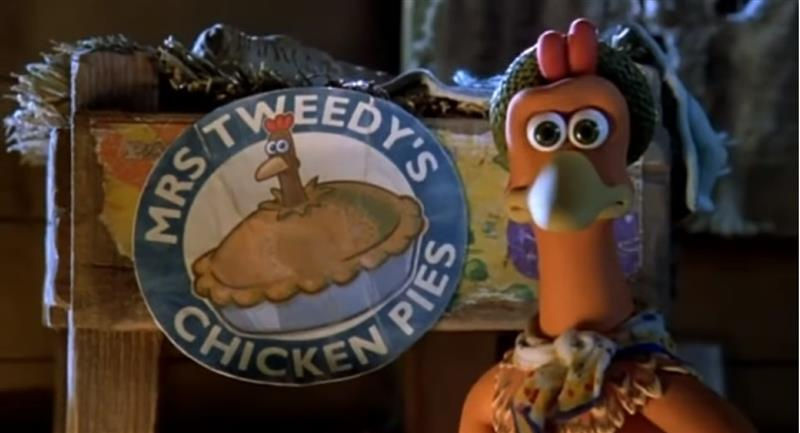 """La película """"Pollitos en fuga"""" tendrá una secuela. Foto: Youtube ChickenRunMovie"""