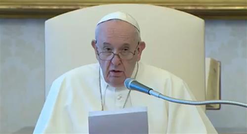 El papa Francisco transmite su cercanía con el pueblo de México tras el terremoto