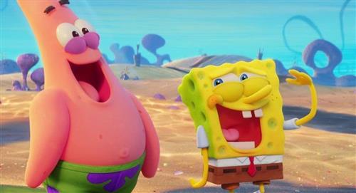 La nueva película de Bob Esponja no se estrenará en cines