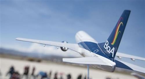 Gobierno anuncia que el combustible para los aviones se venderá a precio nacional por un año