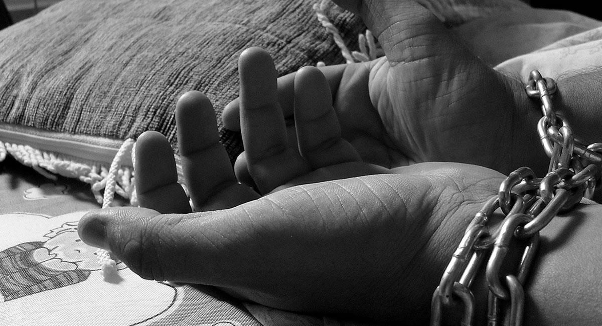 188 países involucrados en el trabajo sostenido contra la trata de personas. Foto: Pixabay