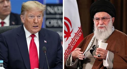 Irán emite una orden de arresto contra Donald Trump por la muerte del general Suleimani