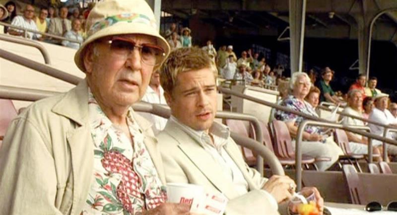 Carl Reiner es recordado por su papel en la película 'La Gran Estafa'. Foto: Twitter @carlreiner