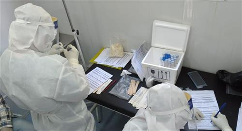 Bolivia vuelve a registrar más de 1.000 nuevos contagios en un día y récord en la cifra de fallecidos
