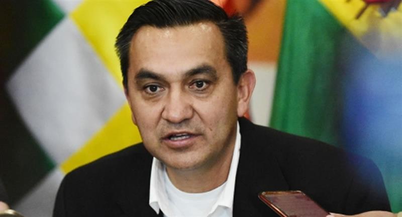 Ministro de la Presidencia, Yerko Núñez. Foto: ABI