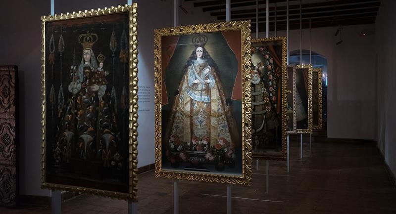El Museo Nacional de Arte es un símbolo cultural de Bolivia. Foto: Facebook @museonacionaldeartebolivia