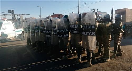 """Crece la tensión en Cochabamba por bloqueos y denuncias de """"paramilitares"""""""