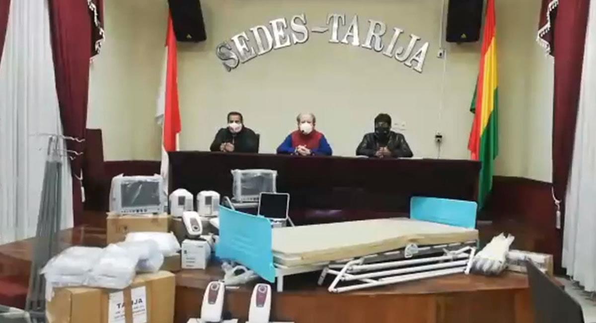 "Tarija ingresó a una ""etapa crítica de la pandemia"". Foto: ABI"