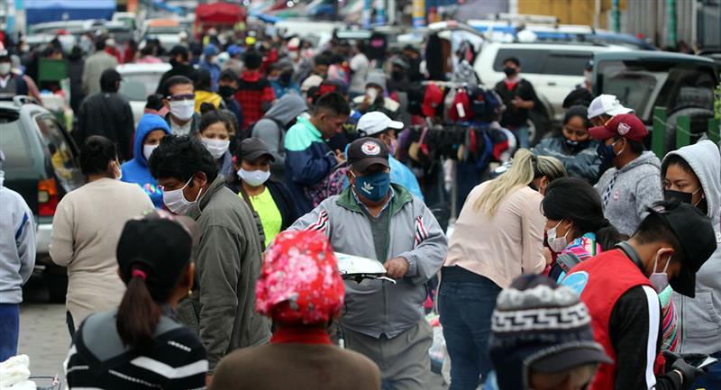 Santa Cruz ha sido una de las regiones más afectadas por la pandemia. Foto: EFE