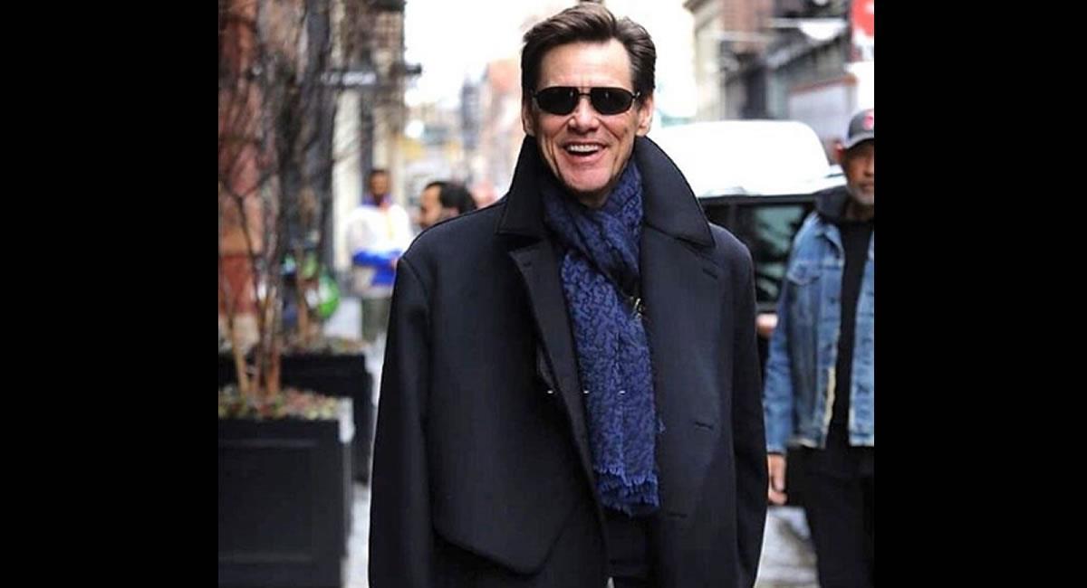 Jim Carrey era uno de los actores más populares del mundo a finales de los años noventa. Foto: Instagram @jimcarrey__