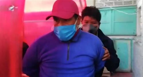 Policía captura al presunto infanticida de la niña Esther