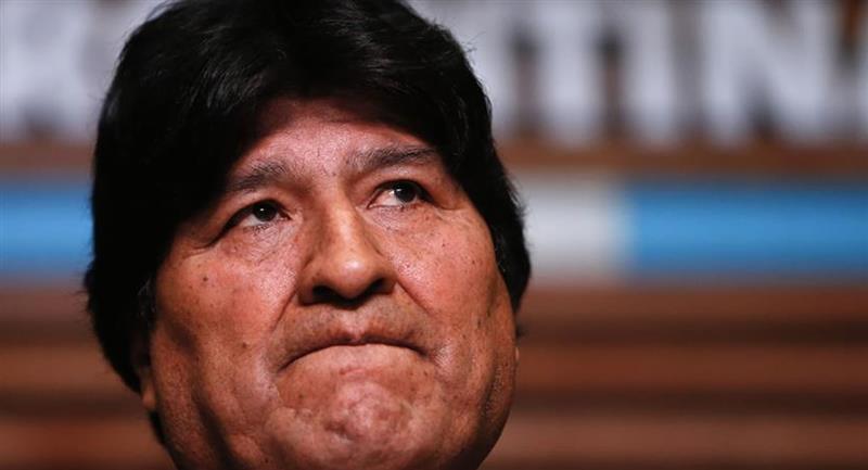 """Fiscalía acusa a Evo Morales de """"terrorismo"""" y pide su captura"""