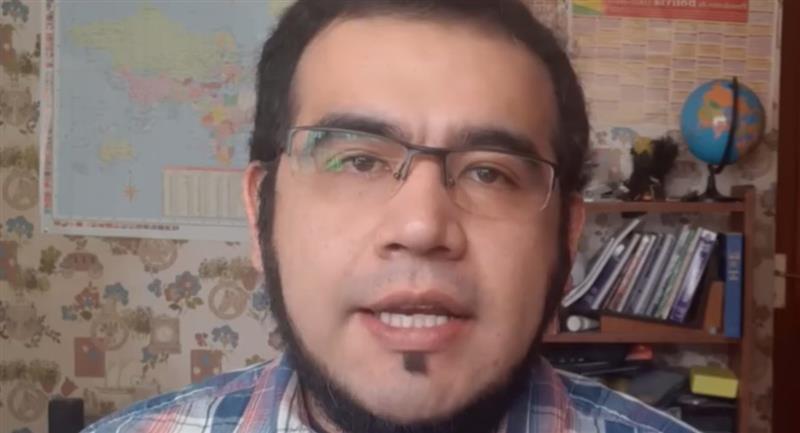 El ingeniero Edgar Villegas. Foto: Twitter @edgarinvillegas