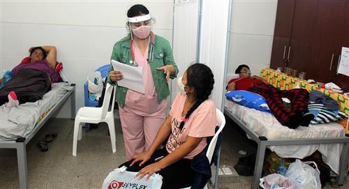 Bolivia registra un nuevo récord con 1.439 casos de COVID-19 en un solo día