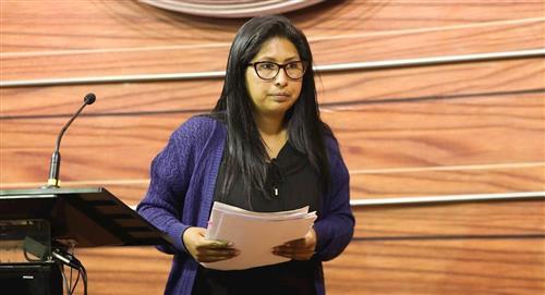La COVID-19 afecta a parlamentarios de la Asamblea Legislativa
