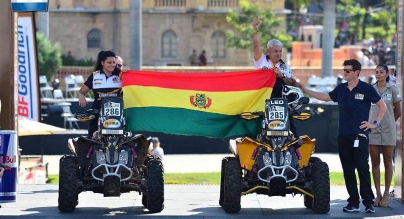Leonardo Martínez participará en el Dakar 2021