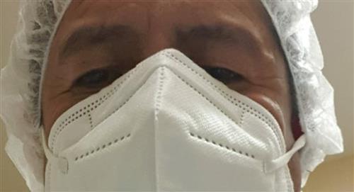 Rafel Quispe vence al coronavirus y anuncia que donará plasma hiperinmune