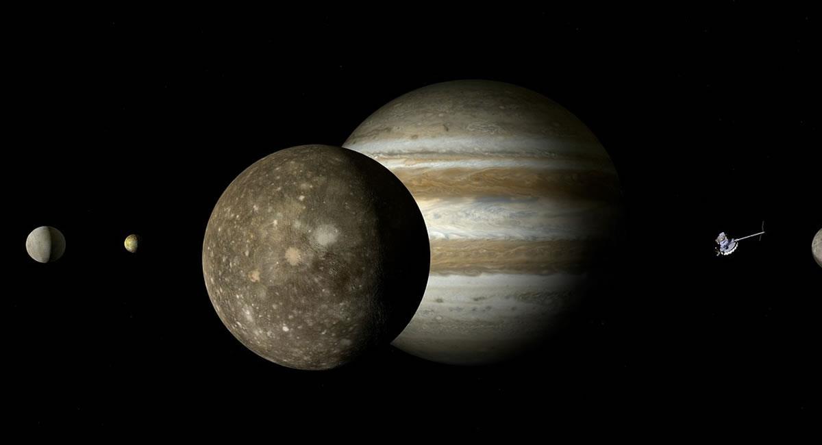 Este mes, Júpiter y Saturno alcanzarán su oposición planetaria. Foto: Pixabay