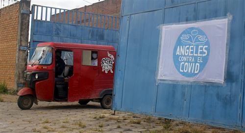 """Los """"Ángeles"""" contra la COVID-19 retoman su ayuda a los enfermos"""