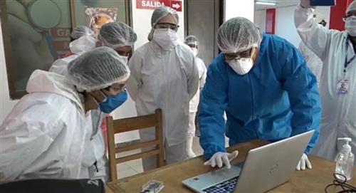 Disponen 5.000 puestos para profesionales en salud para luchar contra el coronavirus